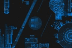 Blueprint-tech-Wallpaper