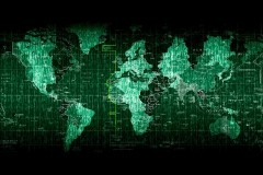 Matrix-World-Map-HD-Wallpaper