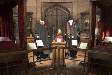 HARRY POTTER™: THE EXHIBITION pronta per sbarcare a Milano nella sua unica tappa italiana